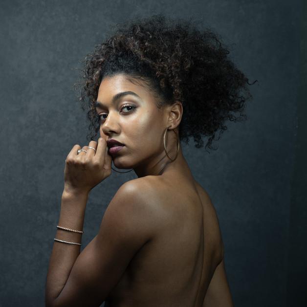 Makeup for Sabine Zola