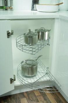 caravan kitchen accessories storage