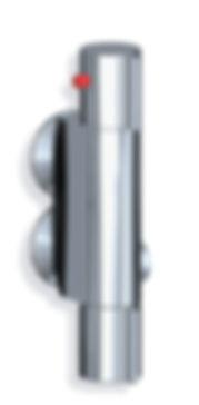 caravan thermostatic shower mixer V200