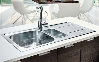caravan stainless steel sink