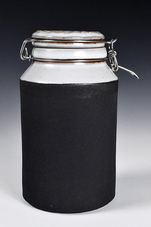 large bail jar (black)