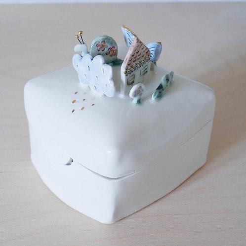 Jewellery box- Garden