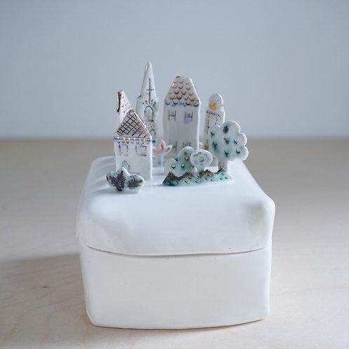 Jewellery box- City