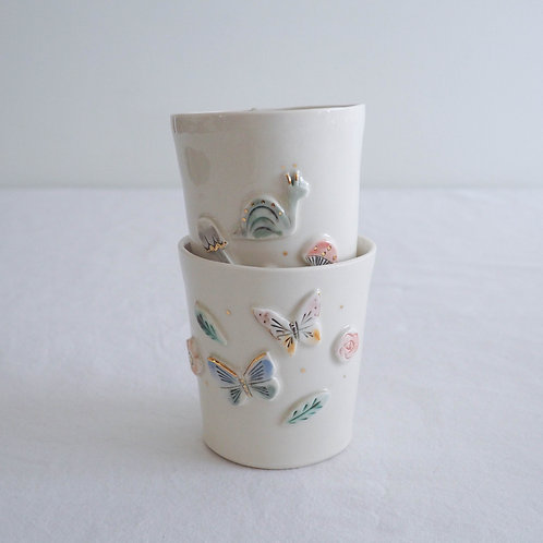 Cup - Butterfly