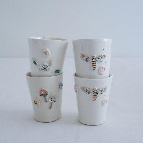 Smaller cup - Mushroom