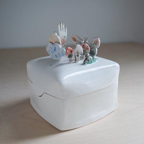Jewellery box - Summer