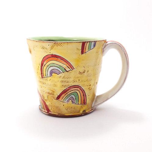 Pre-Order Rainbow Kids Mug/Espresso 7-9oz