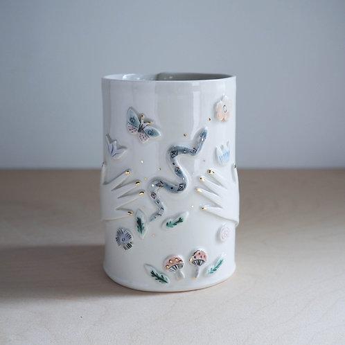 Vase - Snake