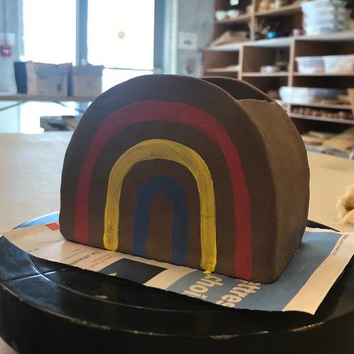 Rainbow Vase Take Home Kit