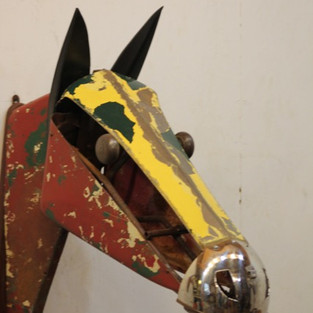Horse Head III