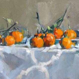 Mandarine Oranges