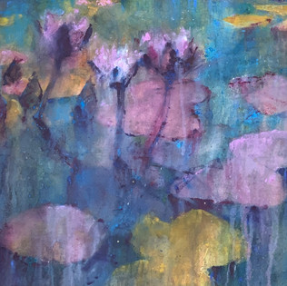 Water Lillies II