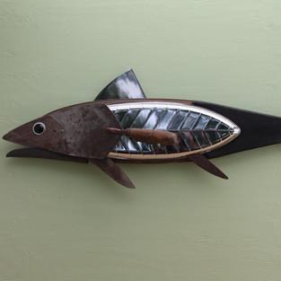 Trowel Head Fish