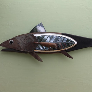 Trowel Head Fish