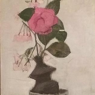 Flower in Assembled Vase