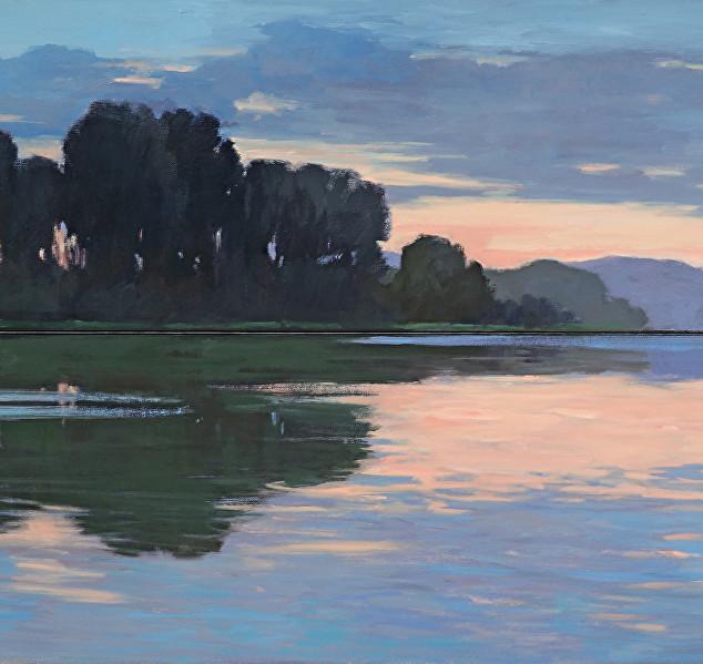 Evening Reflections I