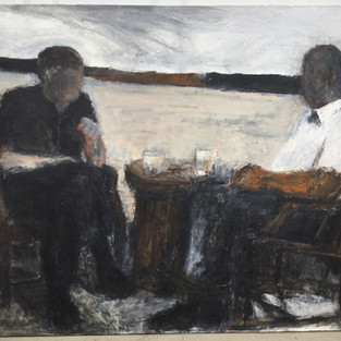 Conversation by a River