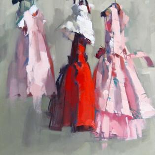 Three Dresses