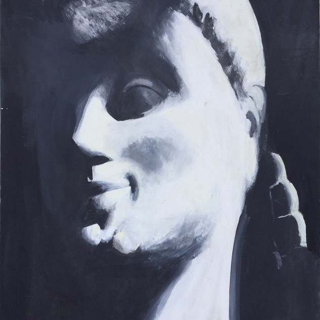 Head of Kouroi