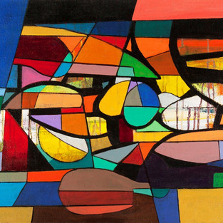 Study for Stained Glass Window