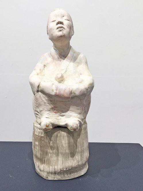 """Woman in White II"""