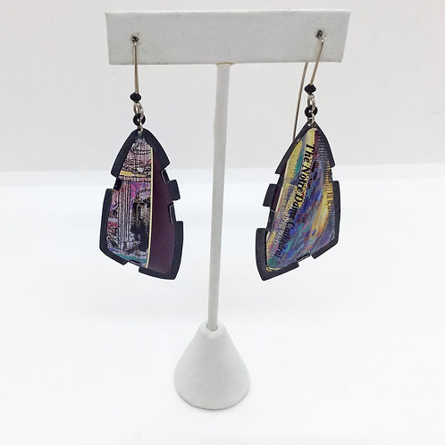 Notre Dame Cathedral Earrings