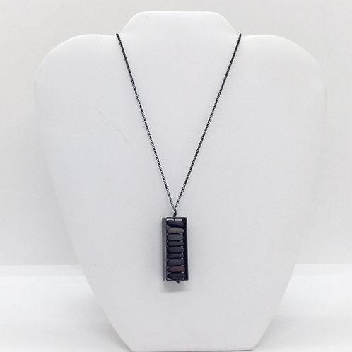 Large Box Necklace