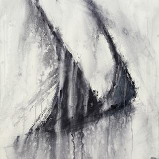 Ken Karlic Rio Watercolor 24 x 20 inches