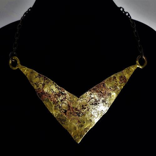 IronAge Triangle Necklace