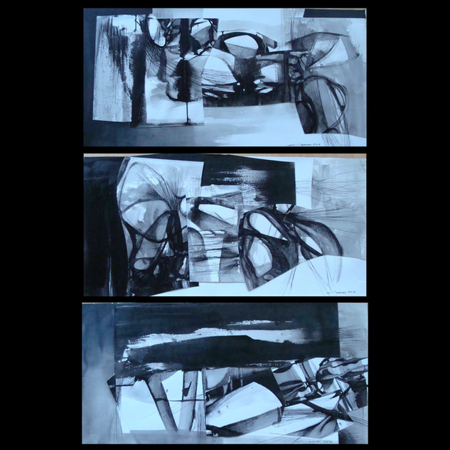 Composition in Black, 4