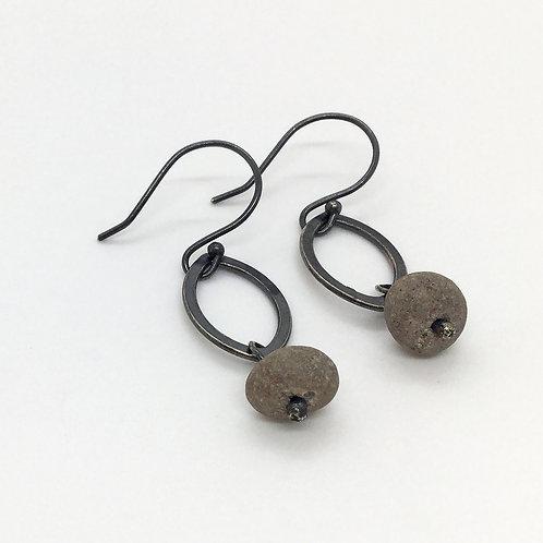 Small Leaf Earrings