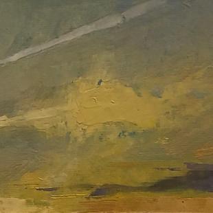 Yellow Dusk