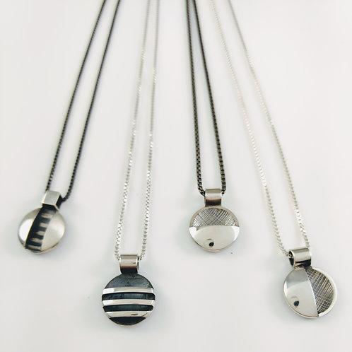 Mini Pendants on Chain