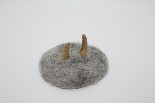 Felted Wool Ring Holder