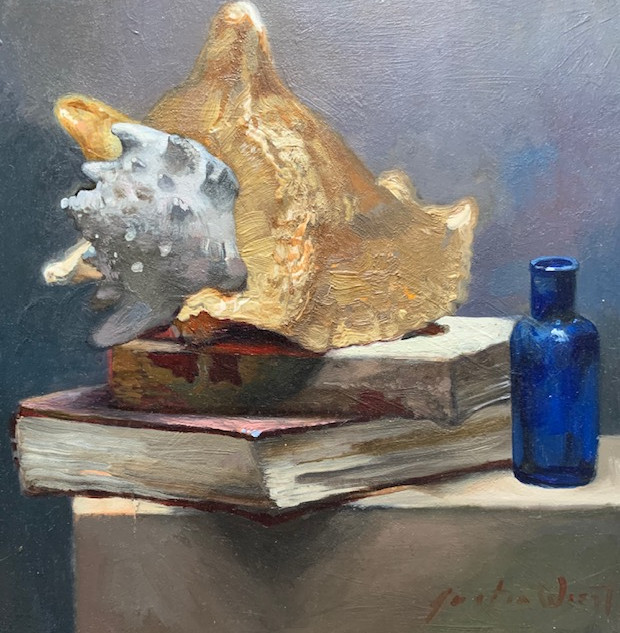 Shells and Books