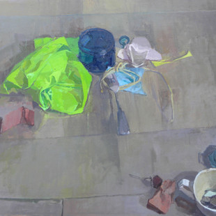 Still Life with Green Cloth 2020