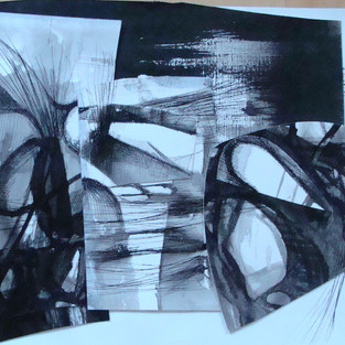 Composition in Black, 2