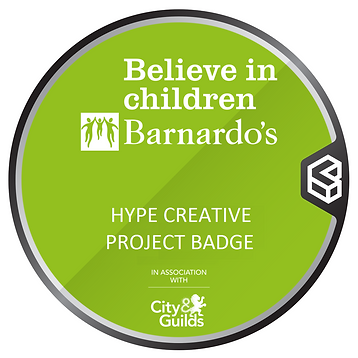 Hype creative project badge.png