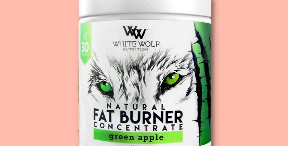 NATURAL FAT BURNER   WHITE WOLF NUTRITION