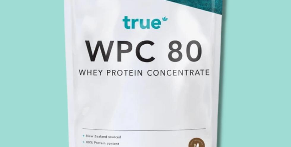 WPC 80 | TRUE PROTEIN