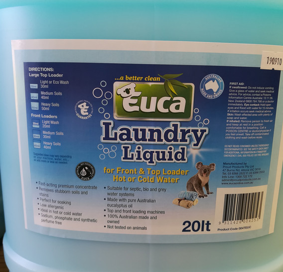 Laundry Liquid REFILL