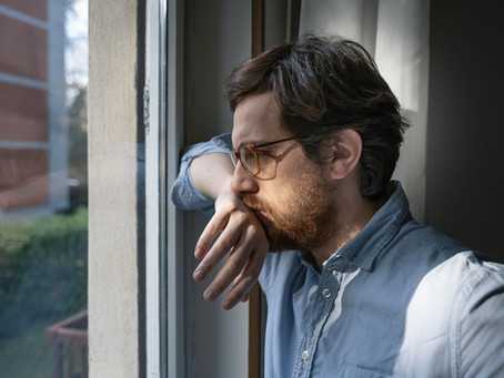 Are Men Suffering The Most From Covid-19 Anxiety?