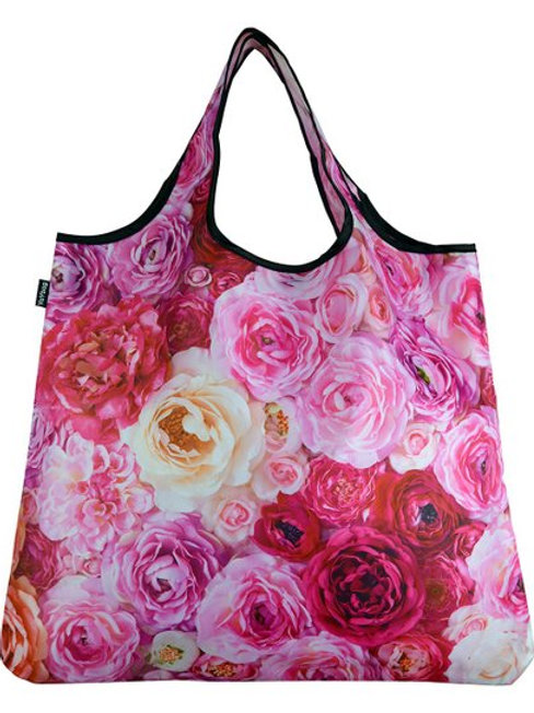 Roses Reusable Shopping Bag