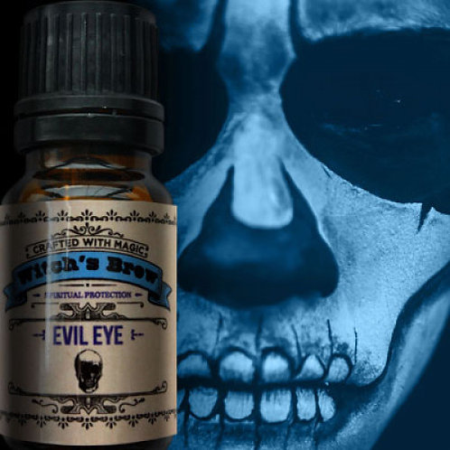 Witch's Brew Evil Eye Oil