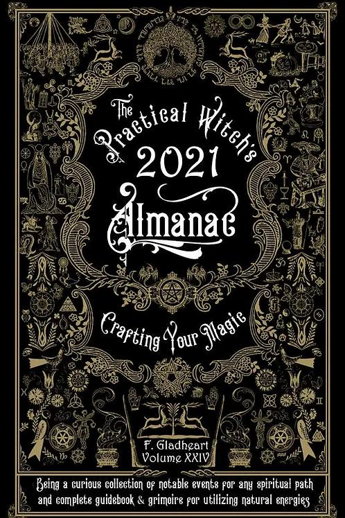 2021 Witch's Almanac