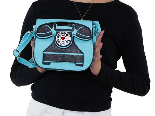 Retro Telephone Bag