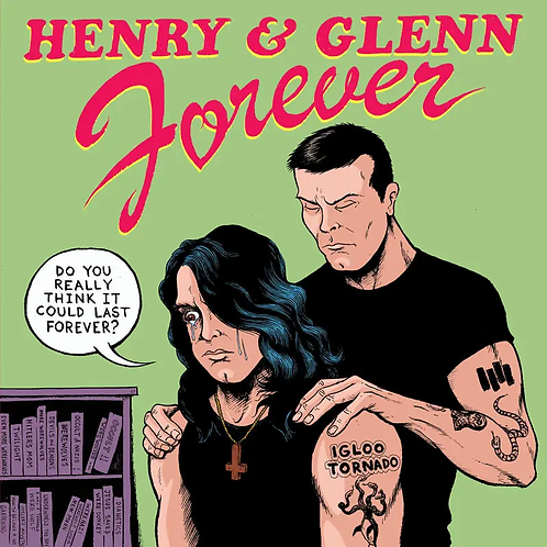 Henry and Glenn Forever