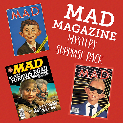 MAD Magazine Mystery Surprise Pack
