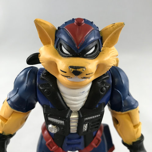 1994 Swat Kats T BONE Figure