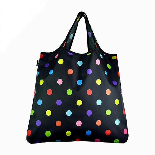 Polka Dot Reusable Shopping Bag